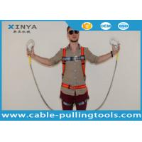 Adjustable Full Body Harness Fall Protection Equipment Manufactures
