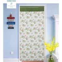 Quality polyester door curtain /blind 90*90 90*120 90*150 90*210 for sale
