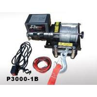Winch with CE (P3000-1B) Manufactures