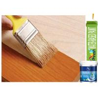 Colorless Water Based Exterior Wood Paint Nitrocellulose Clear Coat Eco Friendly Manufactures