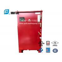 Manual / Automatic Diesel Pump Control Panel IP54 With LCD Display Manufactures