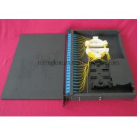 """19"""" Rack Mount Fiber Optic Patch Panel-SC Ports-Fixed Type Manufactures"""