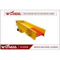 Vibrating Feeder Price For All Kinds Of Soft Or Hard Stones Apply to Mining Industry With 80 -120 T/h Capacity Manufactures