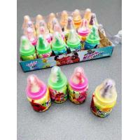 Buy cheap Nipple - Shaped Healthy Hard Candy With Powder Funny And Nice Taste from wholesalers