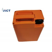 China Plastic Case 12V 100Ah LiFePO4 Deep Cycle Battery Pack For RVs on sale