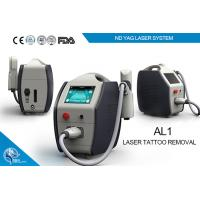 China Skin Rejuvenation Q-Switched Nd Yag Laser Machine 1 - 10HZ For Tattoo Removal on sale
