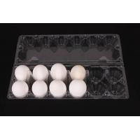 12 cell clear PET egg boxes manufacturers Manufactures