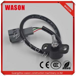 China EX200-5 EX200-6 Hitachi Throttle Position Sensor Locator 4614910 4614912 on sale