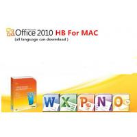 China Microsoft Office 2010 Product Key Card For Office Professinal 2010 on sale