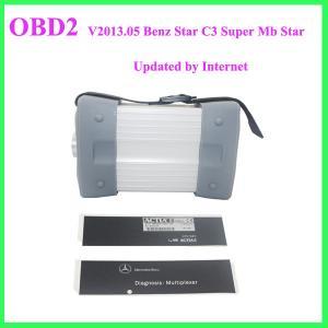 V2013.05 Benz Star C3 Super Mb Star Updated by Internet Manufactures