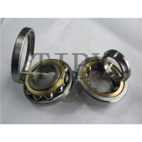 Four point contact P0 P6 P5 Sealed Ball Bearing Parts 30mm - 150 mm Outside Dia Manufactures