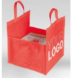 China Reusable grocery bag cheap oversize non woven bag shopping bag, Custom Promotional Foldable Cheap Non Woven Tote Shoppin on sale