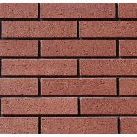 Antique Matte Surface Clay Split Face Brick For Cladding Wall 240*60*12mm Manufactures