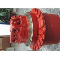 Hyundai R225-9 Volvo EC210 Excavator Final Drive Motors With Gearbox TM40VC-05 Red Color Manufactures