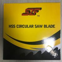 RTing Thin Kerf General Purpose 11-inch HSS Circular Saw Blade Power Tool for Cutting Metal Stainless Steel Pipe Manufactures