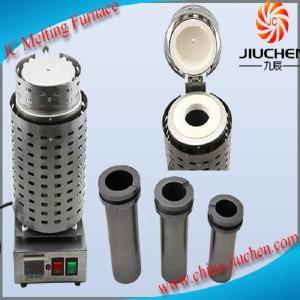 China JC CE Melting Gold Furnace Jewellery Casting Machine on sale