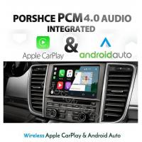 China Wireless PORSCHE Multimedia Interface For Porsche PCM4.0 Phone Touch Control on sale