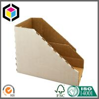 Quality White Color Corrugated Triangular Corner Pads; Cardboard Corner Protector for sale