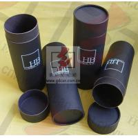 Brown Cosmetic Paper Tube Packaging Recoverable Paper Cylinder Packaging Manufactures