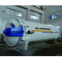 Full Automatic ASME Composite Autoclave For Aerospace And Automotive Manufactures