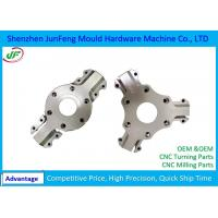 OEM CNC Machining Parts / Stainless Steel Motor Aircraft Parts Manufactures