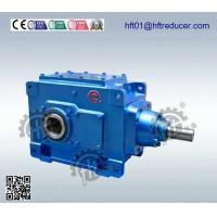 Electric Motor Helical Gear Reducer Box High Torque for Industrial Manufactures