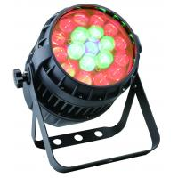 Buy cheap 19*12W rgbw 4in1 led waterproof par light with Zoom from wholesalers