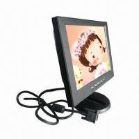 12-inch TFT LCD Monitor for Computer/POS Manufactures