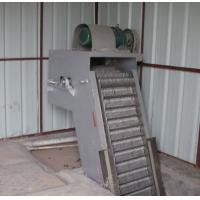 China Stainless Steel Trash Rake Mechanical Bar Screen For Sewage Treatment Plant on sale