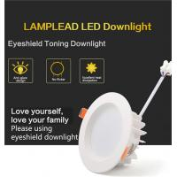 LED downlight toning/dimmable 3w 2.5inch $1.2/pcs 2 years warranty Manufactures