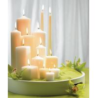 Rose shaped candles for valentine day Manufactures