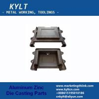 China Precision Aluminum Alloy Die casting Electrical Appliance spare parts on sale