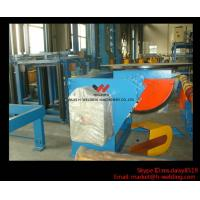 Engineering Pipe Boiler Welding Positioner Turntable With Overturning Device / Working Table Manufactures