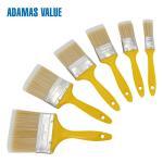 High Quality Paint Flat Brush Plastic Handle PET Fibre Bristles 32341 Manufactures