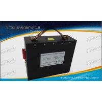 High Performance EV Lithium Battery 36Volt 20A 720WH For Electro Ride , PEV Manufactures