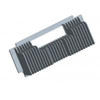 Heat Insulation Extruded Aluminum Profiles For Medical Equipment Corrosion Resistance