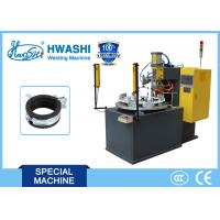 Galvanized Steel Pipe Clamp Automatic Welding Machine with Rotary Table