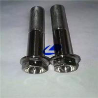 China Supplier of DIN 933/934 GR5 Titanium bolt,nuts and washer for industrial and anto car ,bicycle on sale