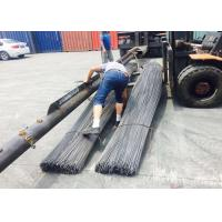 SGS / BV / ISO Deformed Steel Bars with HRB335 Grade , 20mm Diameter Manufactures