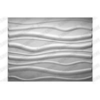 Textured Recycled Decorative 3D Wall Panels / Commercial Wall Board Tile Manufactures