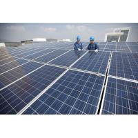 China 72 Poly Silicon Cells 280 Watt Solar Panel Kit For Grid Energy System on sale