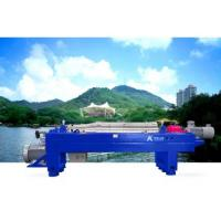 Waste Incineration 3 Phase Decanter Centrifuge Fly Ash Treatment Blue Or Green Manufactures