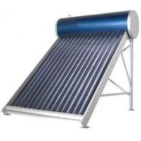 heat pipe solar water heater with pressure Manufactures