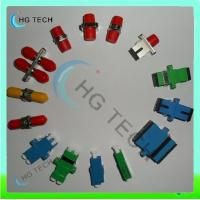 China SC/LC/FC/ST Fiber Optic Adapter on sale