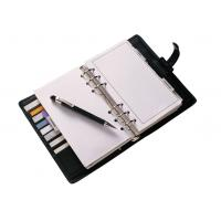 China Business Personalized Spiral Notebooks With PU Cover on sale