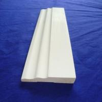 Anti Aging Wood Floor Molding With Good Water Resistance Ability Manufactures