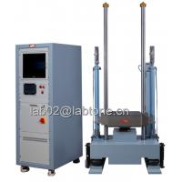 China Battery Mechanical Shock Test Equipment With Table 50x60cm for 150g@6ms 50G@6ms on sale