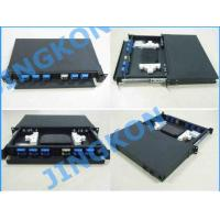 """Buy cheap 19"""" Rack Mount Fiber Optic Patch Panel-SC Ports from wholesalers"""