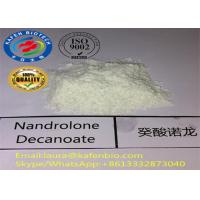 Nandrolone Decanoate Anabolic Testosterone Steroid Hormone Raw Powder Manufactures