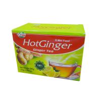 Sugarless Fat Free Lemon Original Ginger Tea For Quench Your Thirst MOQ 1000 Cartons Manufactures